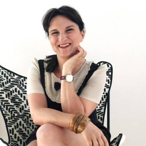 Portrait de Carolina Covarelli, freelance à Lille