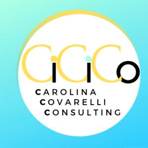 Logos Cicico, Carolina Covarelli Consulting