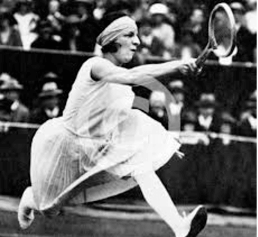 star du tennis féminin français