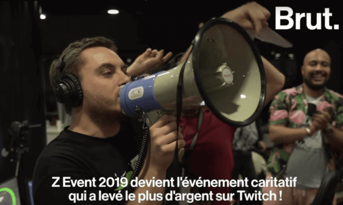 ZEvent communication millenium