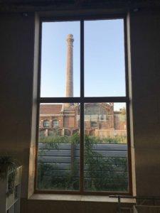cheminée industrielle