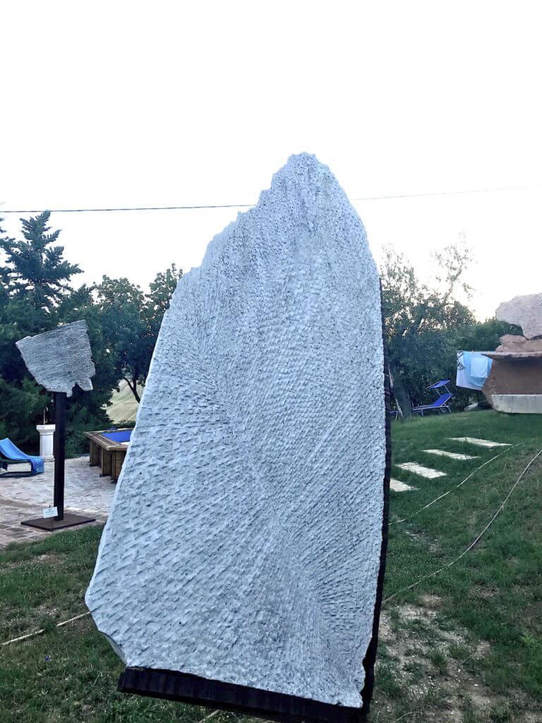 scultura concetto spaziale Vecchietti