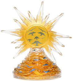 flacon le roi soleil dalí