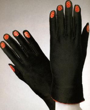 paire de gants