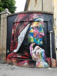 Dante Ravenna Kobra art