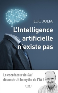 couverture livre luc julia intelligence artificielle