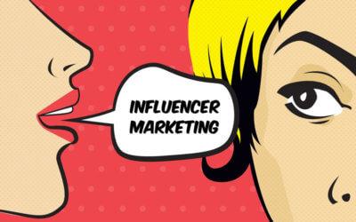 Le marketing d'influence et la stratégie du brand content