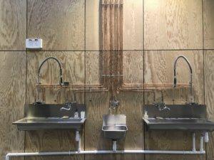 lavabos lieu unique
