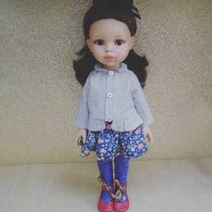 poupée prêt-à^-porter ensemble